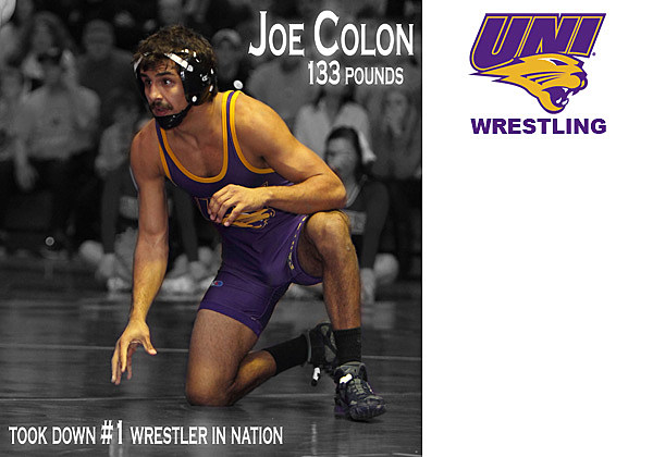 Joe Colon - University of Northern Iowa