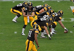 Iowa Hawkeyes Football