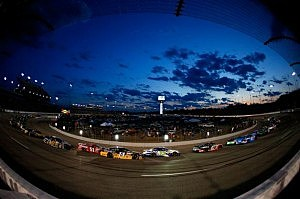 NASCAR and Dirt Racing on TV This Weekend