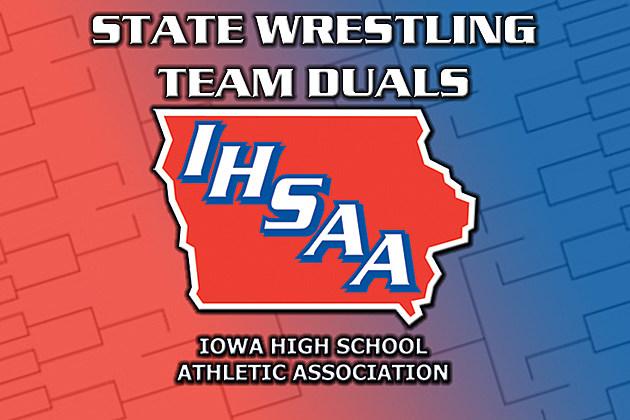 iowa high school wrestling state meet