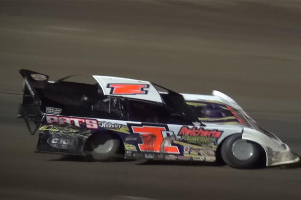 Dolan Races to Win at Independence Motor Speedway