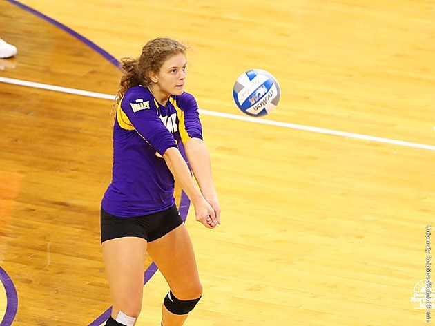 UNI Volleyball (Source: UNI Athletic Communications)