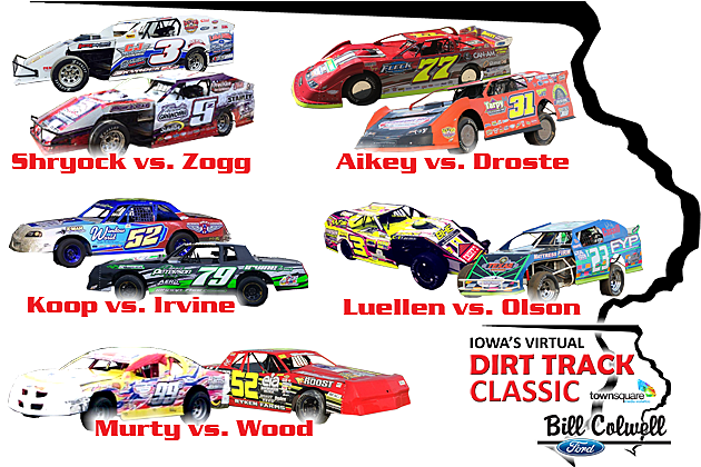 Iowa's Virtual Dirt Track Classic, Final Day