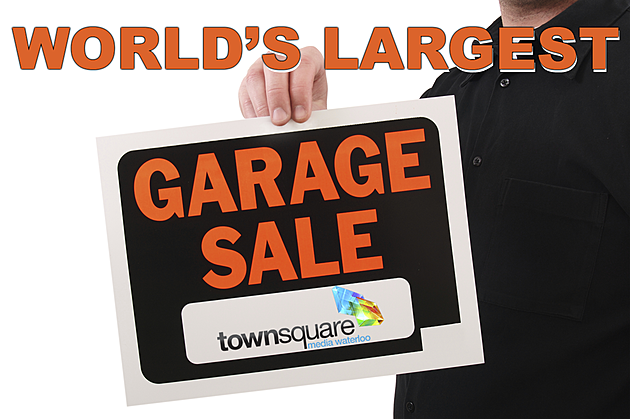 World's Largest Garage Sale (Photo: ThinkStock)