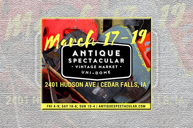 Antique Spectacular, March 17-19 2017