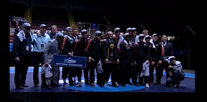 Wartburg Knights Wrestling Team (Source: Wartburg Knights via YouTube)