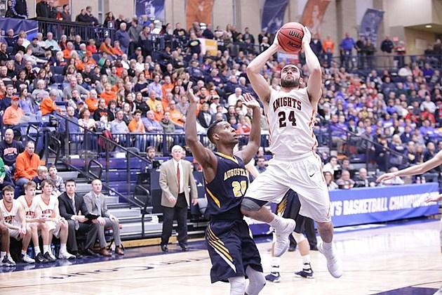 Jordan Cannon / Courtesy: Wartburg Athletics via Facebook