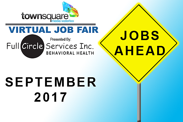 Virtual Job Fair, Fall 2017
