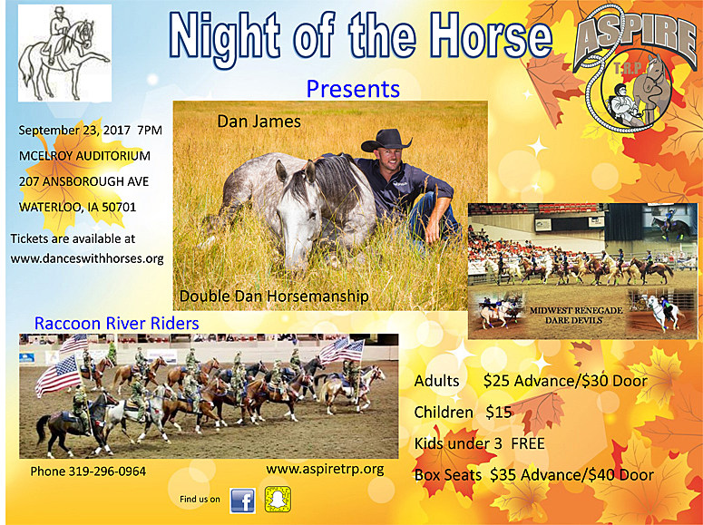 Night of the Horse 2017