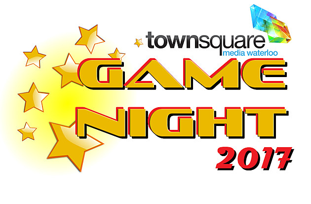 Townsquare Media Waterloo's Game Night 2017
