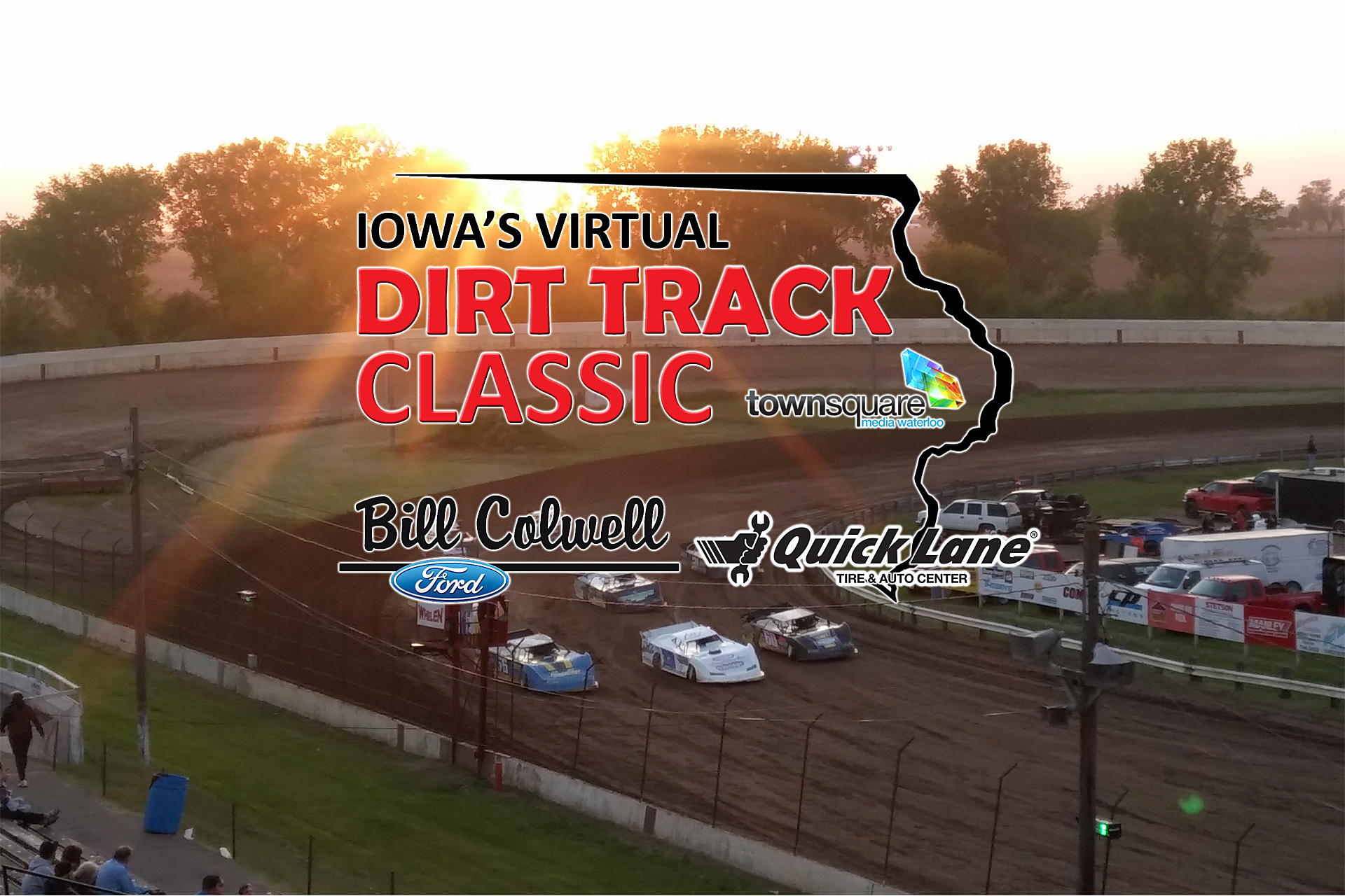 The Top 5 Shootout For Iowas Virtual Dirt Track Classic Begins Rc Car Circuit Finalstage